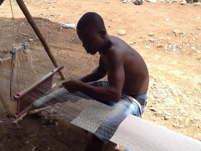 Ibrahim Weaving