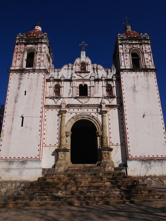 San Miguel del Valle church